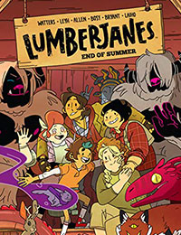 Lumberjanes: End of Summer
