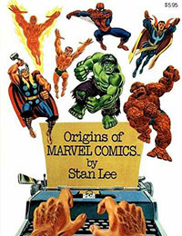 Origins of Marvel Comics (1974)