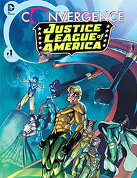 Convergence Justice League of America