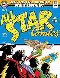 All Star Comics (1999)