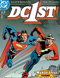 DC First: Flash/Superman