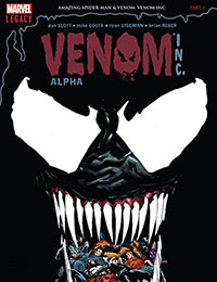 Amazing Spider-Man/Venom: Venom Inc. Alpha