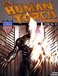 Human Torch Comics 70th Anniversary Special