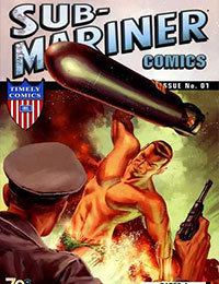 Sub-Mariner Comics 70th Anniversary Special