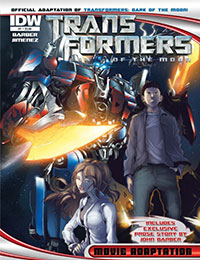 Transformers: Dark of the Moon Movie Adaptation