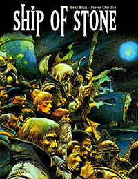 Ship Of Stone