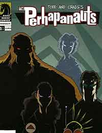 The Perhapanauts (2005)