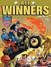 All Winners Comics 70th Anniversary Special