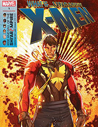 What If? X-Men - Rise And Fall of the Shi'ar Empire