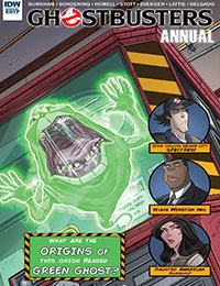 Ghostbusters Annual (2017)