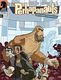 The Perhapanauts: Second Chances