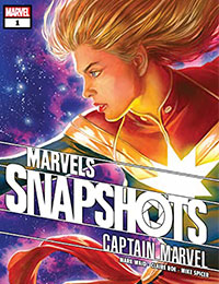 Captain Marvel: Marvels Snapshots