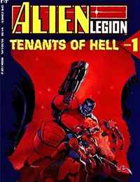 Alien Legion: Tenants of Hell