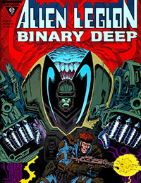 Alien Legion: Binary Deep