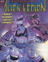 Alien Legion: One Planet at a Time
