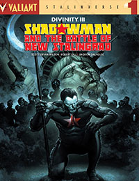 Divinity III: Shadowman and the Battle for New Stalingrad