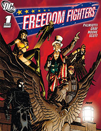 Freedom Fighters (2010)