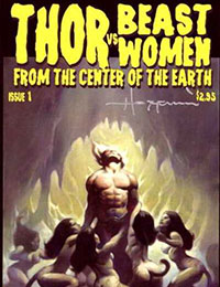 Thor vs Beast Women From the Center of the Earth