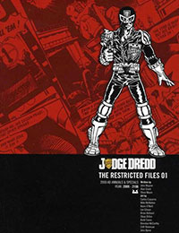 Judge Dredd: The Restricted Files