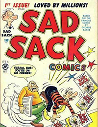Sad Sack comic | Read Sad Sack comic online in high quality
