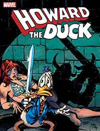 Howard The Duck: The Complete Collection