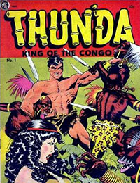 Thun'da: King of the Congo