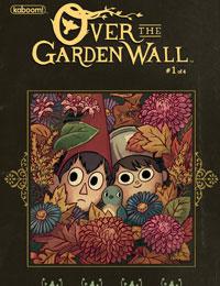 over the garden wall 2015 - Over The Garden Wall Comic