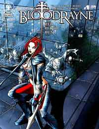 BloodRayne: Red Blood Run