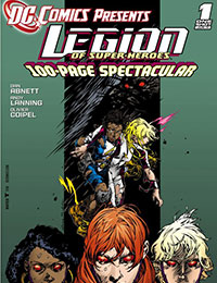 DC Comics Presents: Legion of Super-Heroes