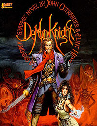 Demon Knight: A Grimjack Graphic Novel