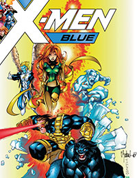 X-Men: Blue: Reunion