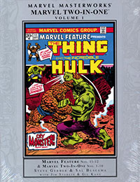 Marvel Masterworks: Marvel Two-In-One