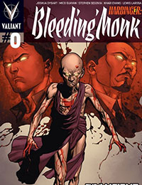 Harbinger: Bleeding Monk