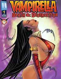 Vampirella: Death & Destruction