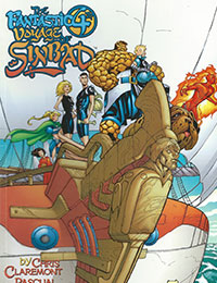 Fantastic Four: The Fantastic 4th Voyage of Sinbad