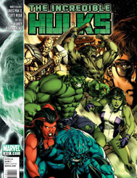 Incredible Hulks (2010)