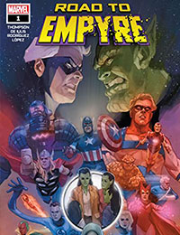 Road To Empyre: The Kree/Skrull War