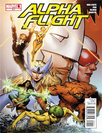 Alpha Flight (2011)