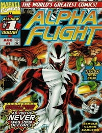 Alpha Flight (1997)