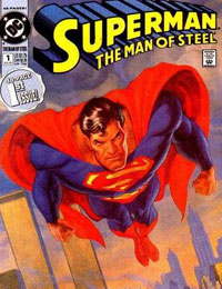 Superman The Man Of Steel 1991 Comic Read Superman The Man Of Steel 1991 Comic Online In High Quality