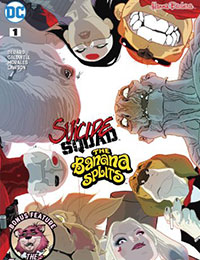 Suicide Squad/Banana Splits Special