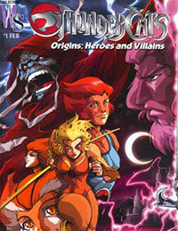 ThunderCats: Origins - Heroes & Villains