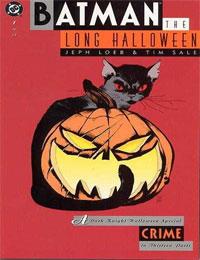 Batman: The Long Halloween comic | Read Batman: The Long Halloween ...