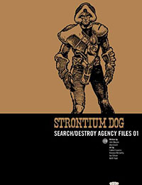 Strontium Dog: Search/Destroy Agency Files