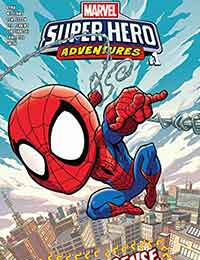 Marvel Super Hero Adventures: Spider-Man – Spider-Sense of Adventure