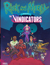Rick and Morty Presents: The Vindicators