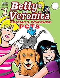 Betty & Veronica Friends Forever: Pets