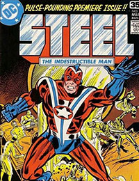 Steel, The Indestructible Man