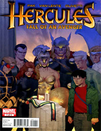 Hercules: Fall of an Avenger