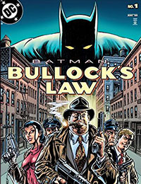 Batman: Bullock's Law
